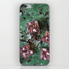 Digging in the dirt iPhone & iPod Skin