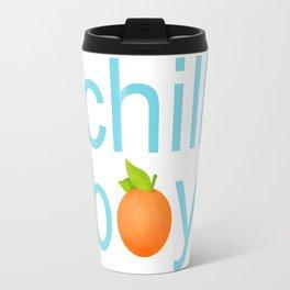 chill boy Travel Mug