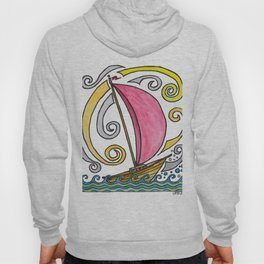 Sailing Away Hoody