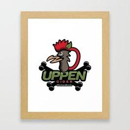 Uppen Cider Framed Art Print