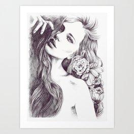 Sweetheart Art Print