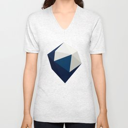 Indefinite Unisex V-Neck
