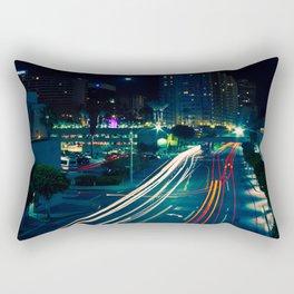 exposing the ight Rectangular Pillow