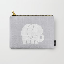Mod Baby Elephant Grey Carry-All Pouch