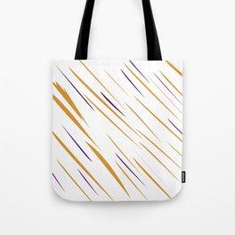 design gold lines Tote Bag