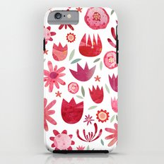 Summer Flowers Tough Case iPhone 6