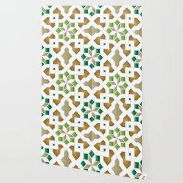 Oriental Pattern - Geometric Design Pt. 8 Wallpaper