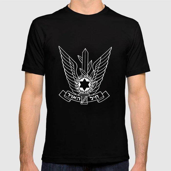 Israeli Air Force T Shirt IDF IAF Israel Defense Force Pilot