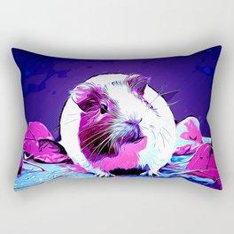 guinea pig va c80 Rectangular Pillow