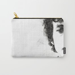 Bob Dylan portrait 02 Carry-All Pouch