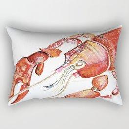 The Lobster Rectangular Pillow