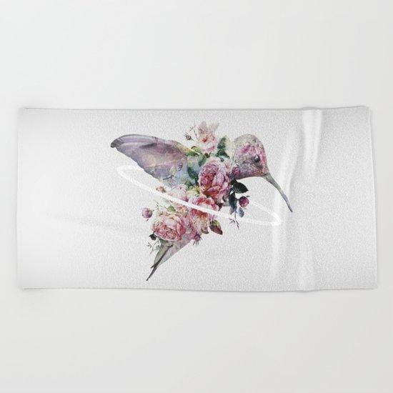 Kolibri Beach Towel