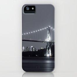Lions Gate iPhone Case