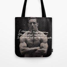 HUMAN EMOTION Tote Bag