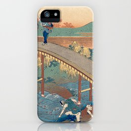 One Hundred Poems iPhone Case