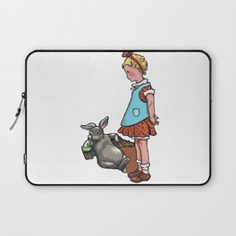 Did You Eat the Last Cupcake? Laptop Sleeve