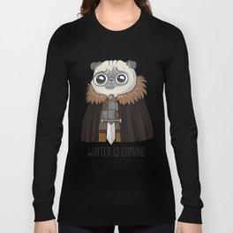 winter Is puging Long Sleeve T-shirt