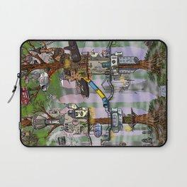 Modern Pixie Kingdom Laptop Sleeve