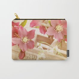 Romantic Spring greetings Still Life Carry-All Pouch
