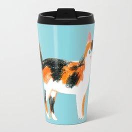 Calico Travel Mug