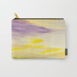 Radiant Abstract Carry-All Pouch