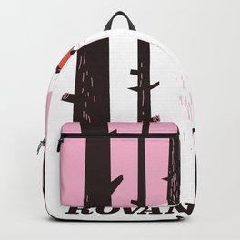 Rovaniemi Lapland Backpack