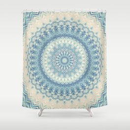 Mandala 351 Shower Curtain