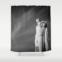 Italica Man Shower Curtain