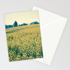 Beyond The Flowers  Stationery Cards
