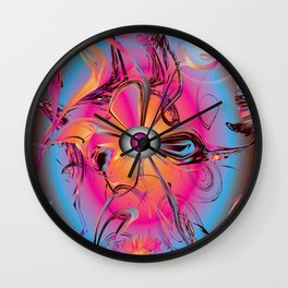 icflower Wall Clock