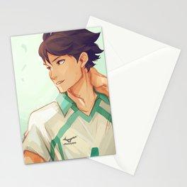 Oikawa Stationery Cards