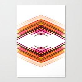 Future Boho Canvas Print