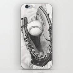 Baseball iPhone Skin