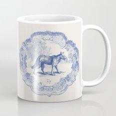 DelftWare Wolf Mug