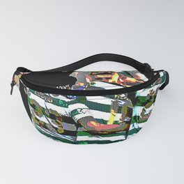 Oh His Name Is Mikael Lustig, He Wears A Policeman's Hat Fanny Pack