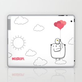 Juntos llegaremos tan alto Laptop & iPad Skin