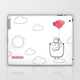 Juntos llegaremos tan alto Laptop & iPad Skin