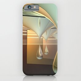 dimensions -3- iPhone Case