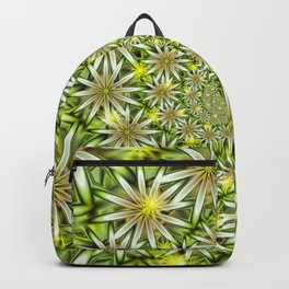 Flower Spirals Backpack