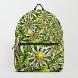 Flower Spirals Backpack