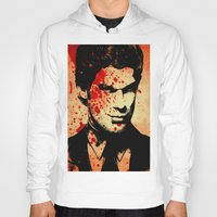 dexter Hoodies featuring Dexter by 2b2dornot2b