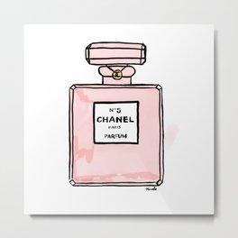 Perfume #5 Metal Print