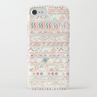 tribal iPhone & iPod Cases featuring Tribal by lemonhead