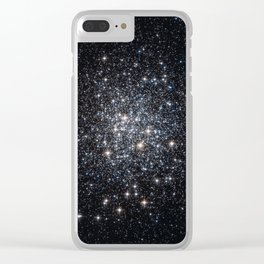 Messier 72 Clear iPhone Case