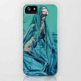 Danaë's Immaculate Conception (Revised) iPhone Case