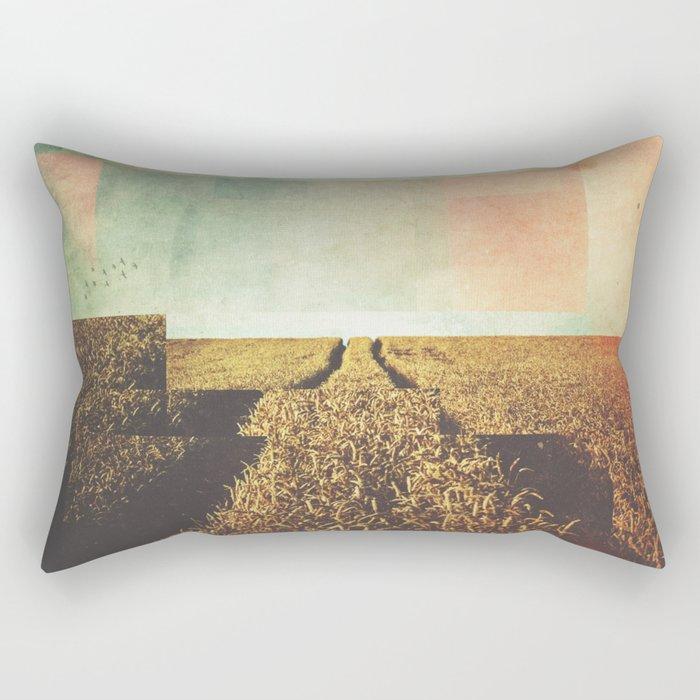 Fractions A11 Rectangular Pillow