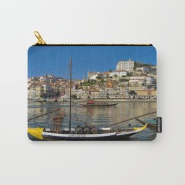 Port wine barges on the Douro, Porto Carry-All Pouch