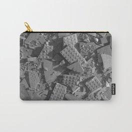 Broken Bricks Carry-All Pouch