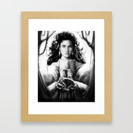 Within You Framed Art Print