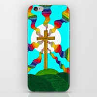 book cover iPhone & iPod Skins featuring Book cover by Carrollskitchen on youtube
